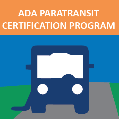ADA Certification